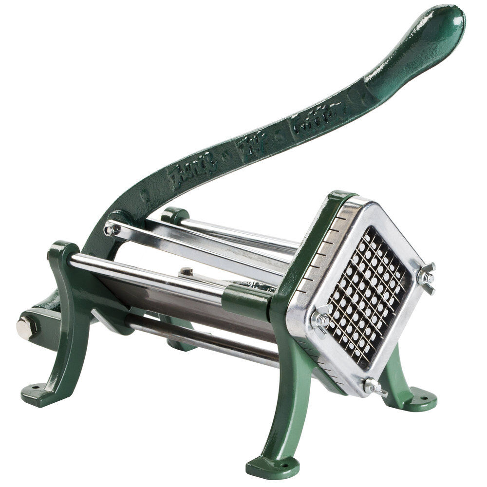 3/8 green french fry cutter  p... Image 1