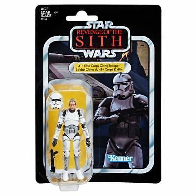 "BN Star Wars The Vintage Collection 41st Elite Clone Trooper 3.75""  (Z48)"