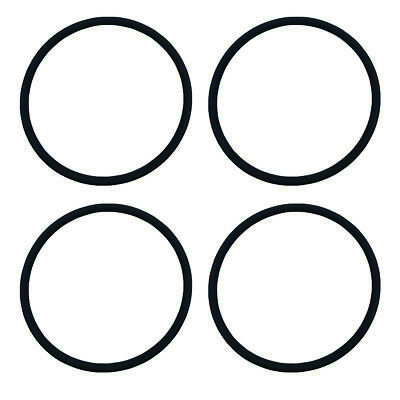 4 Pack Puri Tech O-Rings- Pentair Rainbow 300 & 320 Pool Chlorinator Lid R172009