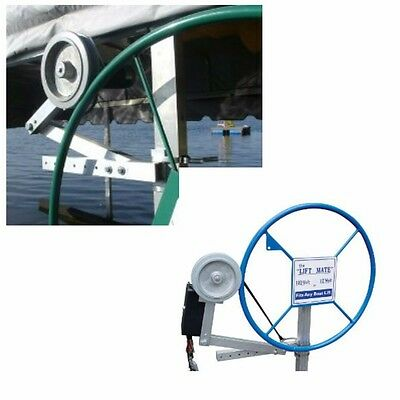 Lift Mate - Universal Boat Lift Motor Attachment fits any 2