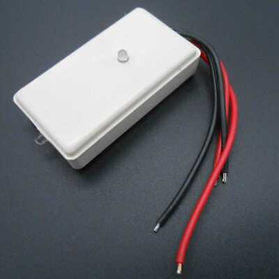 Dc 5v-18v White Solar Light Control Switch Module Controller Day Work Night Off
