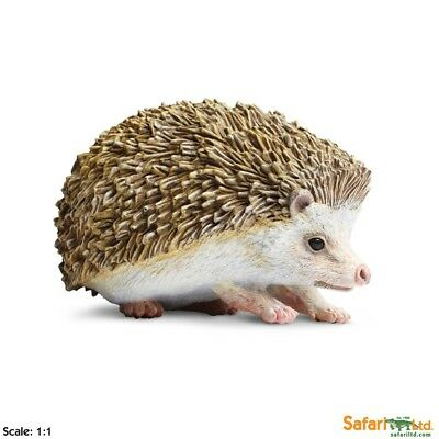 Hedgehog Incredible Creatures Figure Safari Ltd NEW Toys Educational Kids