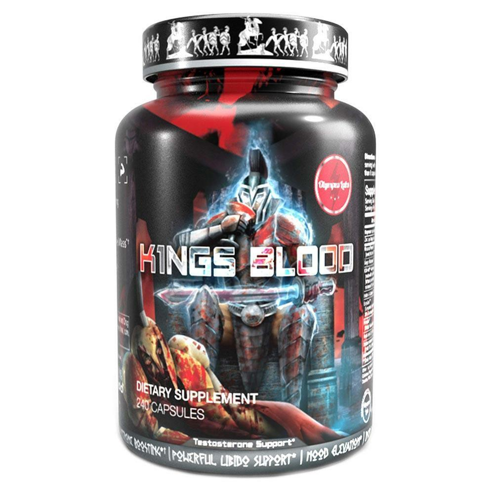Olympus Labs K1ngs Blood 120 caps PCT Testosterone Booster BUILD MUSCLE