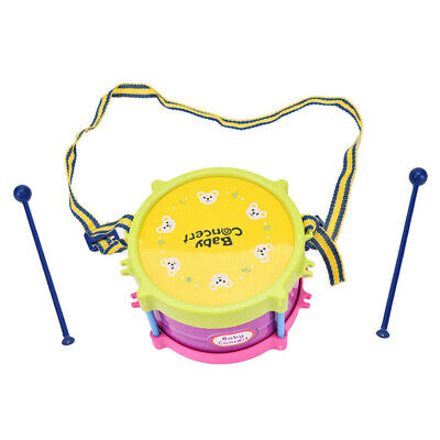 New Baby Infant Toddler Developmental Toys Kids Drum Rattles Educational Toys