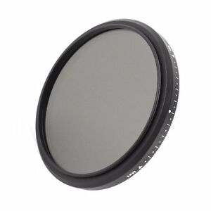 67mm Fader Adjustable Variable Neutral Density ND Filter ND2 to ND400 For Camera