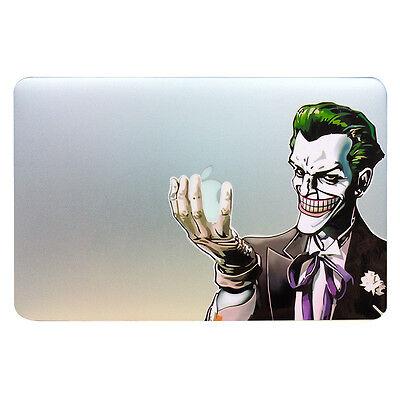 "Batman Joker- For Apple Macbook Air/Pro 13"" 15"" Vinyl Sticker Skin Decal Cover"