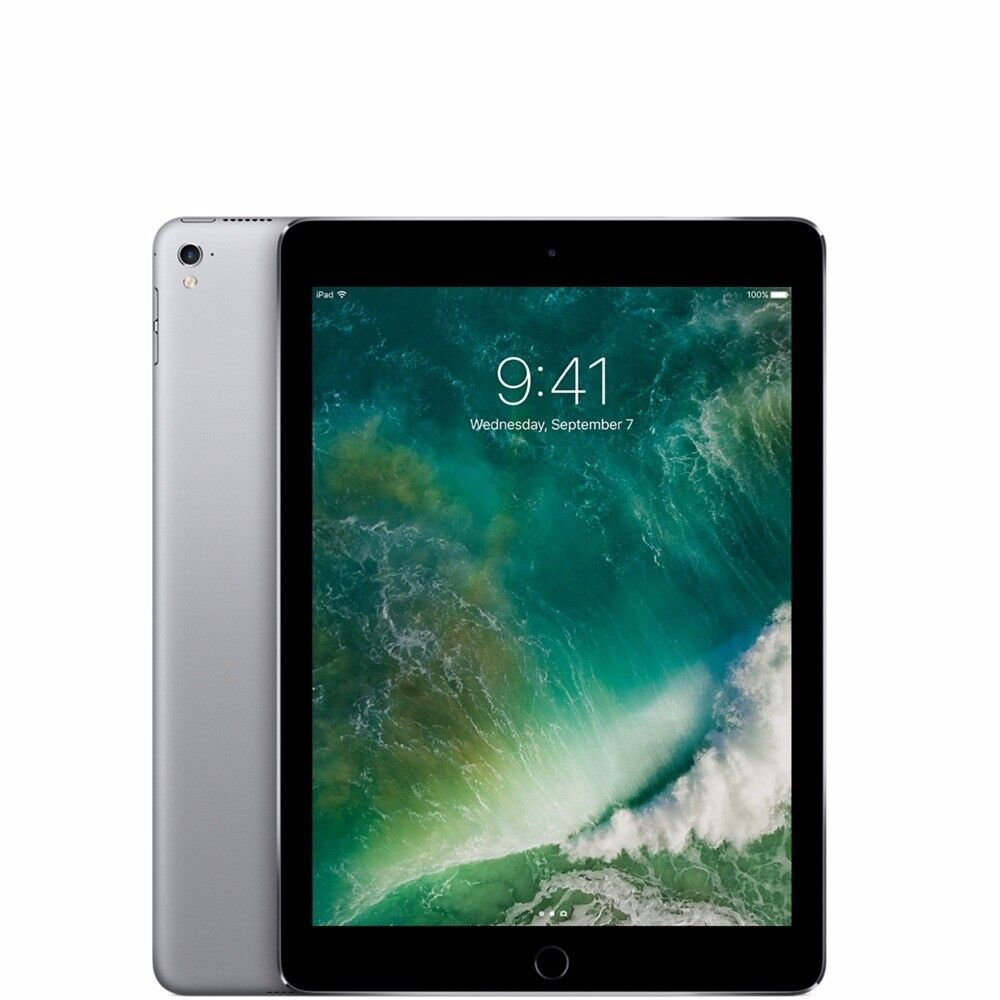 iPad Pro 9.7-inch 32GB WiFi and Cellular SPACE GREY