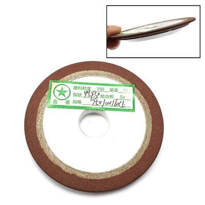 75mm Diamond Grinding Wheel Cup Grit 180 Cutter Grinder For Carbide Metal