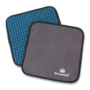 Brunswick Microfiber Non Leather EZ Grip Dot Bowling Ball Shammy Towel