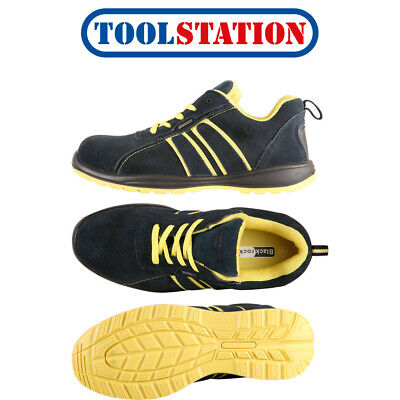 Hudson Safety Trainers Size 10