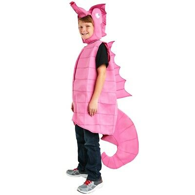 Pink Horse Costume (Adult Pink Sea Horse Costume)