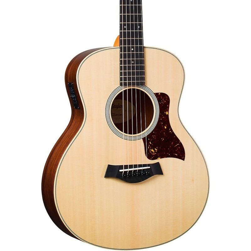 Taylor GS Mini-e Rosewood Acoustic-Electric Guitar Natural