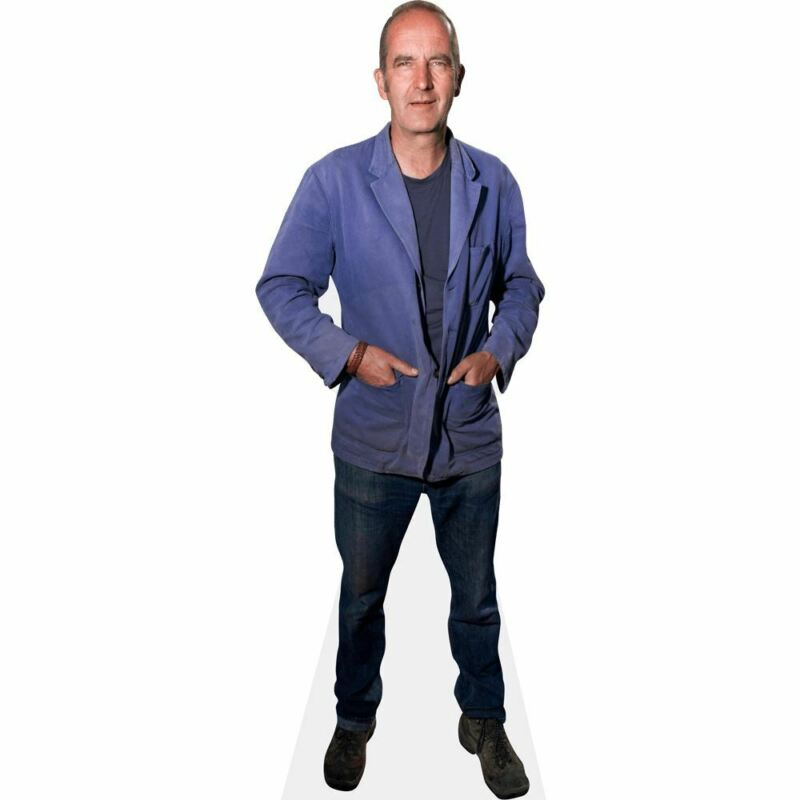 Kevin McCloud (Jeans) Mini Cutout