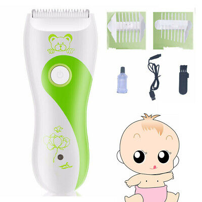 Electric Baby Hair Clippers Child Quiet Safe Trimmers Silent Cutting Machine Hot Quiet Hair Clippers
