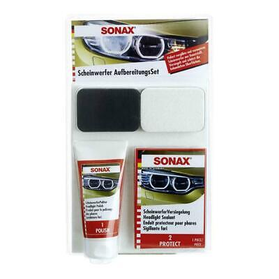 SONAX 405941 Scheinwerfer AufbereitungsSet