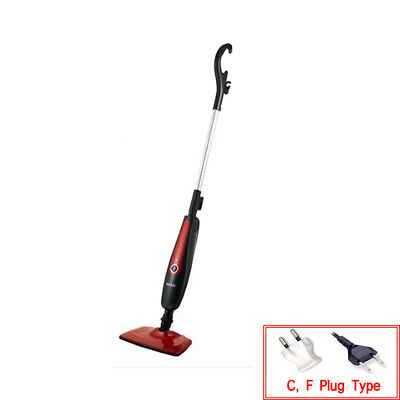 HAAN Meister AM-7000S Dual Spin Rotation Sterilization Steam Mopping Cleaner220V