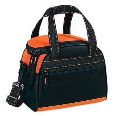 Yens Classic Dome 6-Pack Cooler Orange / Black 6CP-2709