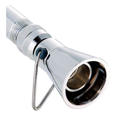 High Pressure SHOWER HEAD For LOW Water Pressure Flow delta ON /  OFF (Delta Water)