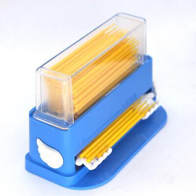 Dental Plastic Cotton Dispenser Micro Brush Dispenser With 100pcs Micro Brush