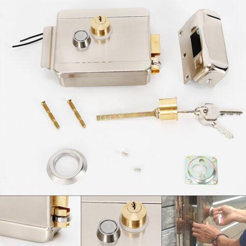 12V Universal Electronic Door Lock for Door Intercom Access Control System 3A-5A
