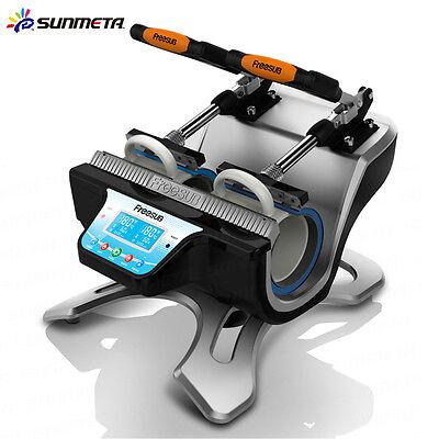 Freesub Automatic Double Station Heat Press Mug Sublimation Transfer Machine