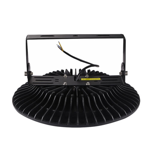 6pcs 200W UFO LED High Bay Light Gym Factory Warehouse Industrial Shed Lighting - $427.99