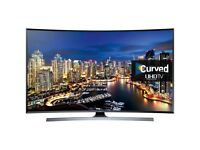 "Samsung 48"" smart 4k ultraHD curved Tv Boxed"