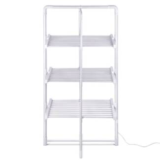 3-Tier Electric Clothes Rack