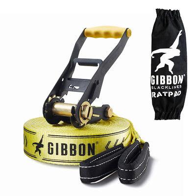 Slackline Set Classic Line X13 von Gibbon Slacklines UVP € 59,95 online kaufen