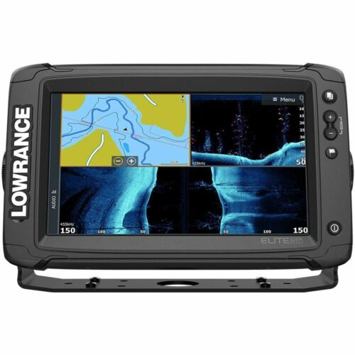 Lowrance Elite 9 Ti2 Combo Active Imaging 3-in-1 Fish Finder 000-14648-001
