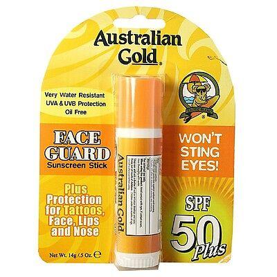 Australian Gold Spf#50 Face Guard Stick 0.6 Ounce
