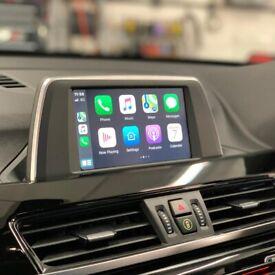 BMW WIRELESS APPLE CARPLAY/ANDROID AUTO & SCREEN MIRRORING NBT