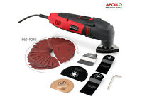 APOLLO MULTI TOOL - POWER SAW, SANDER, WOOD, METAL, PLASTIC, GROUT
