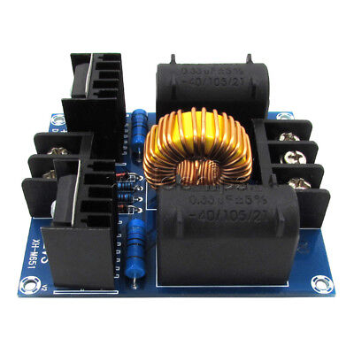 Zvs Tesla Coil Marx Generator High Voltage Power Supply Dc 12v-30v 20a 1000w