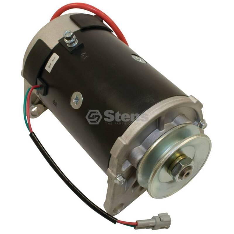 Starter Generator FITS John Deere AM137931 Hitachi GSB107-06F GSB107-06H