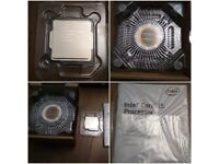 intel i5 4670k Quad Core CPU + 8GB G.Skill Ripjaw DDR3 Memeory