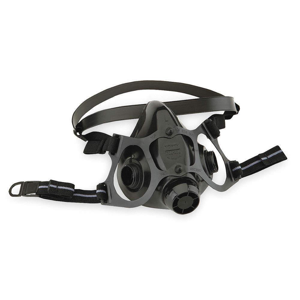 North By Honeywell 7700 Series Half Mask Respirator, 7700-30S, Size: SMALL Home & Garden