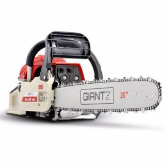 "58cc Chainsaw, 20"" Bar - 12 Month Warranty - BRAND NEW"