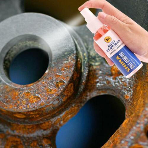 Rust Inhibitor Rust Remover Derusting Spray Car Maintenance Cleaning   eBay