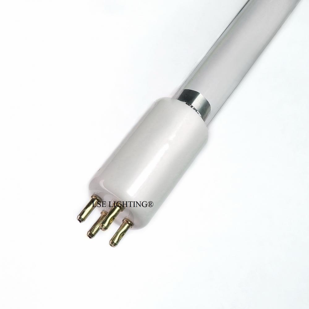 Light Spectrum Enterprises Inc Germicidal Uv Quartz Glass Uvc Bulb 28W Gph550T5L//4 Gph550T5L//4Pin