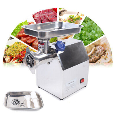 850w Electric Stainless Steel Meat Grinder Mincer Heavy Duty Capacity 170kgh