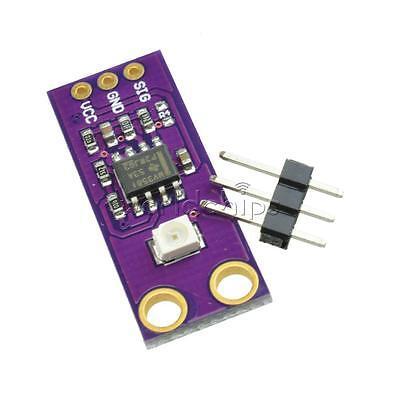 Guva-s12sd Uv Detection Sensor Module 240nm-370nm Light Sensor For Arduino