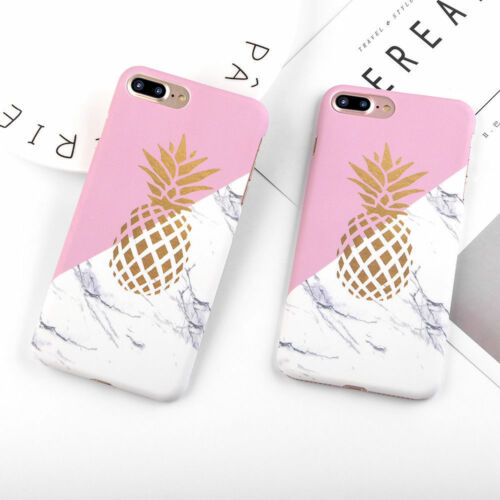 iPhone 8 7 6s Plus Ultra Thin Pattern Shockproof Case Cover Hard Back For Apple