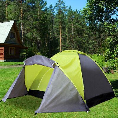 Zelt Igluzelt Kuppelzelt Campingzelt Festival für 3-4 Personen inkl. Tasche