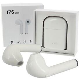 Bluetooth i7S TWS AirPods EarBuds Headphones Earphones