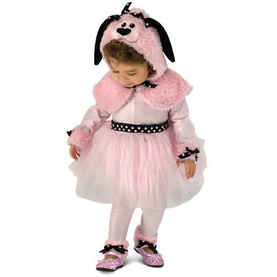 Toddler Princess Poodle Halloween Costume - Poodle Costume Toddler