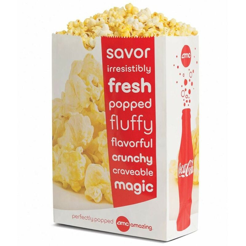 TEMPORARY OUT OF STOCK - MESSAGE ME FIRST - WILL RESTOCK & UPDATE  - AMC Popcorn
