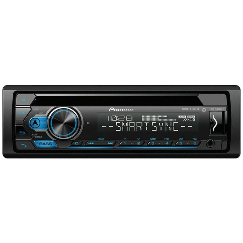 Pioneer DEH-S4100BT Car Stereo CD Player Receiver w/ Bluetooth Aux USB