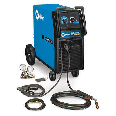 Miller Electric 907405 Mig Welderwheeled208230vac