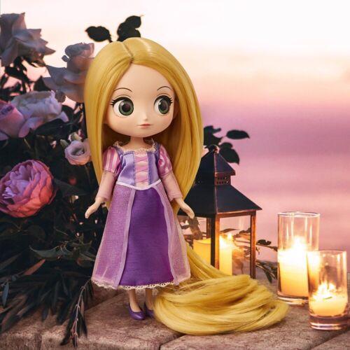 Q posket Doll ~Disney Princess Rapunzel~ 20 cm figure limited JAPAN